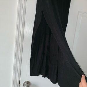 ZARA TRF maxi skirt with size slit!! Size S